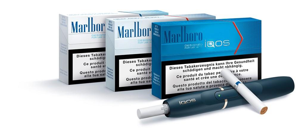 IQOS - альтернатива сигаретам!