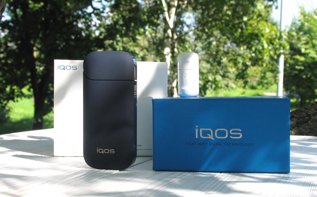 IQOS - подробный обзор