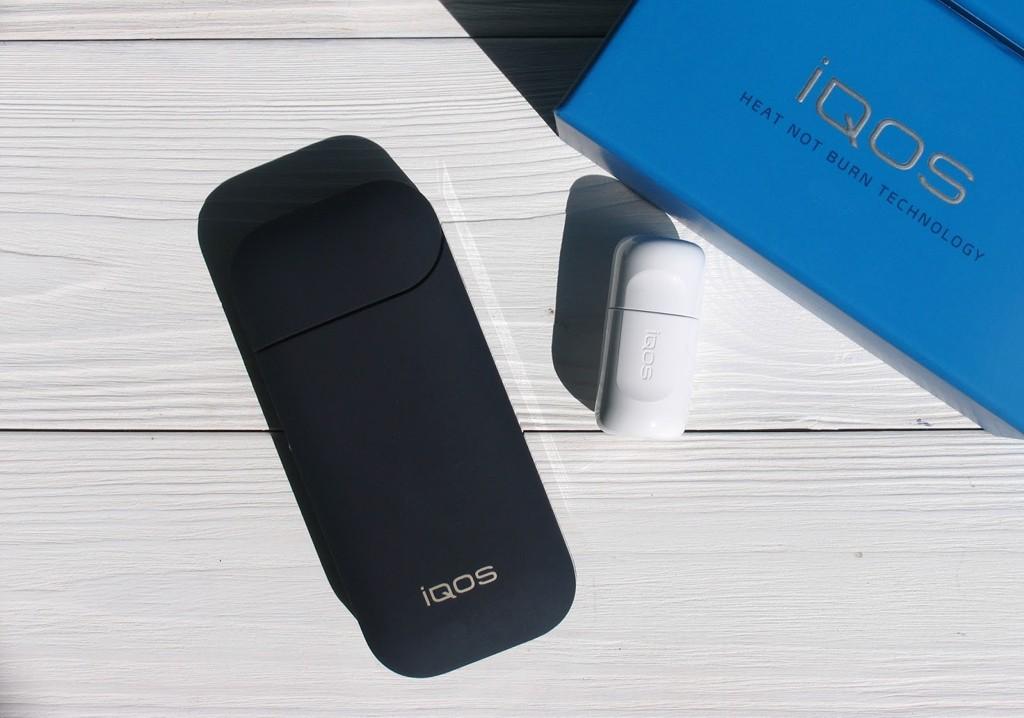 IQOS - обзор от интернет-магазина eTaste