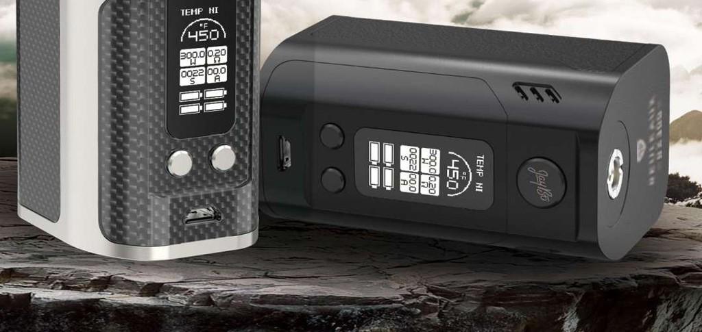 Wismec RX300 - подробный обзор